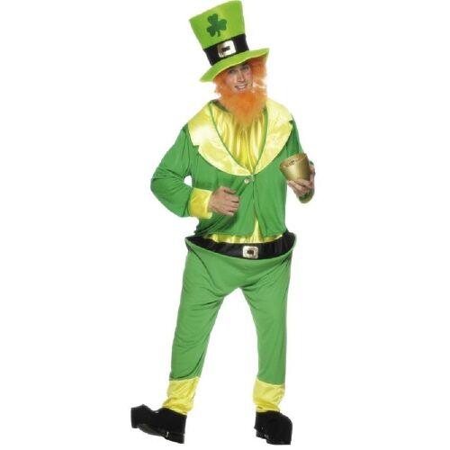 Smiffys Kostüm »Grüner Kobold Kostüm«