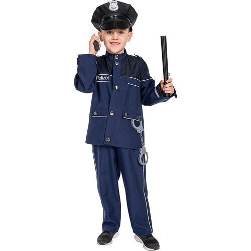 Rubie´s Kostüm »Kostüm Polizist Gr. 152« 128 - 128;140 - 140;152 - 152