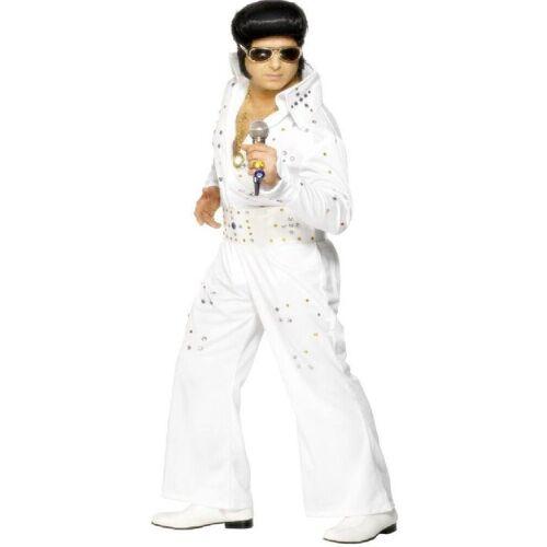 Smiffys Kostüm »King Elvis Party Kostüm« L;M