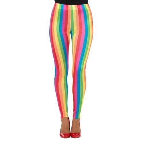 Smiffys Kostüm »Candy Clown Leggings« L;M;S
