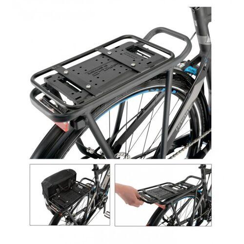 XLC Fahrradkorb »Carry More Packtaschen-Adapter«