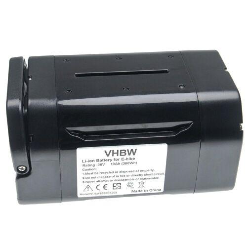 vhbw E-Bike Akku passend für Zündapp 10000 mAh (36 V)