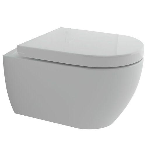 Alpenberger Waschbecken »Taharet WC mit WC-Sitz 2 in1 Bidet«
