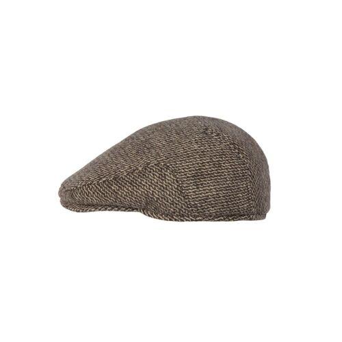 ZEBRO Schiebermütze »Schiebermütze - Flatcap«, beige