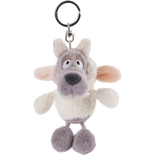Nici Schlüsselanhänger »Schlüsselanhänger Wolf Ulvy 10 cm«