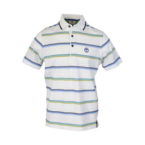 CARLO COLUCCI Poloshirt »Calderoni«, Weiß L