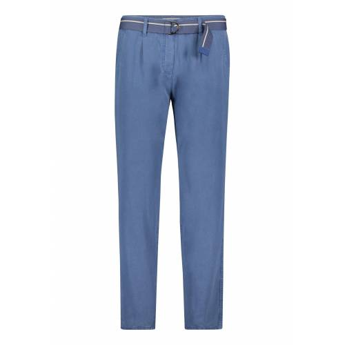Betty&Co 7/8-Hose »mit Gürtel«, Blau 36;38;40;42;44;46