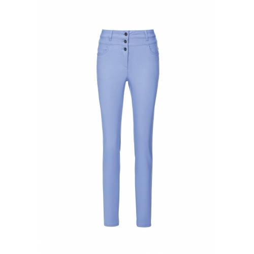 MADELEINE 5-Pocket-Jeans, hellkristallblau 18;19;20;21;22;36;38;40;42;44