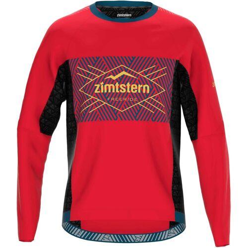 Zimtstern 3/4-Arm-Shirt »TechZonez«