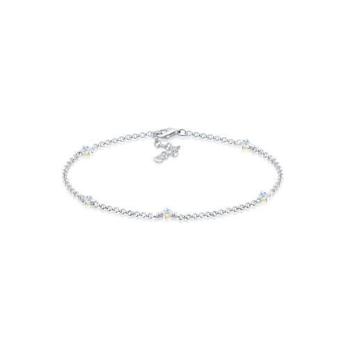 Elli Armband »Kristalle 925 Sterling Silber«, Kristall Armband 18;19;20;16