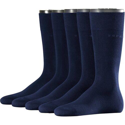 Esprit Socken »5er Pack Uni Socks 5-pack Socken«