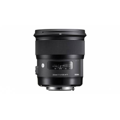 Sigma »24mm 1:1,4 DG HSM Nikon« Objektiv