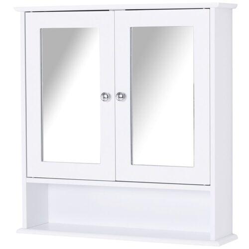 Kleankin Spiegelschrank »Spiegelschrank mit Ablage«