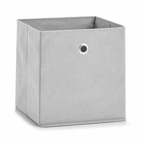 HTI-Living Aufbewahrungsbox »Aufbewahrungsbox Vlies«, Aufbewahrungsbox, Hellgrau