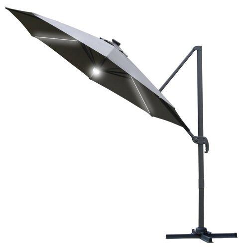 Outsunny Sonnenschirm »Sonnenschirm mit LED Lichter«