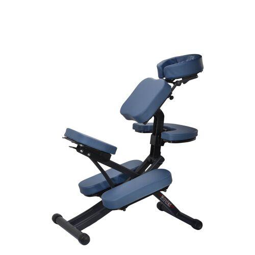 Master Massage Massagesessel »Rio Mobil Klappbar Luxus Massagestuhl Therapiestuhl paket mit Tragetasche«