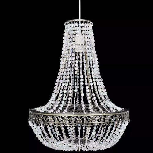 vidaXL Kronleuchter »Kristall-Kronleuchter 36,5 x 46 cm«