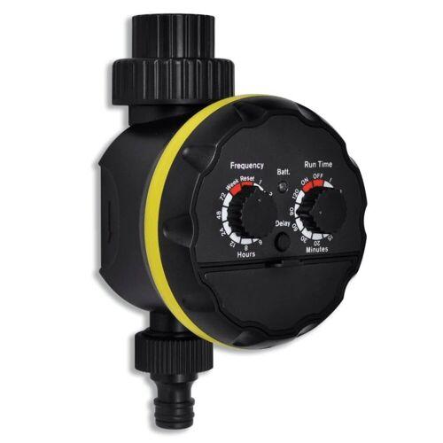 vidaXL Bewässerungscomputer »Bewässerungscomputer Zeitschaltuhr Bewässerung Gießen«