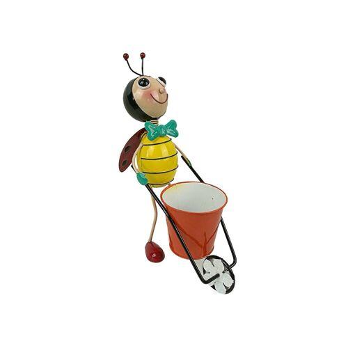 HTI-Line Blumentopf »Blumentopf Biene« (1 Stück)