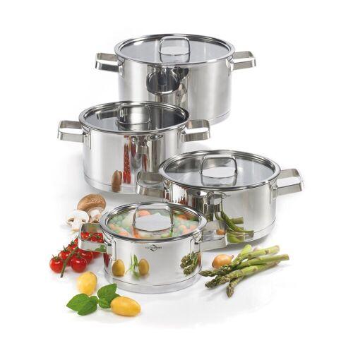 Küchenprofi Topf-Set »Topf-Set 4-teilig San Remo Cook«