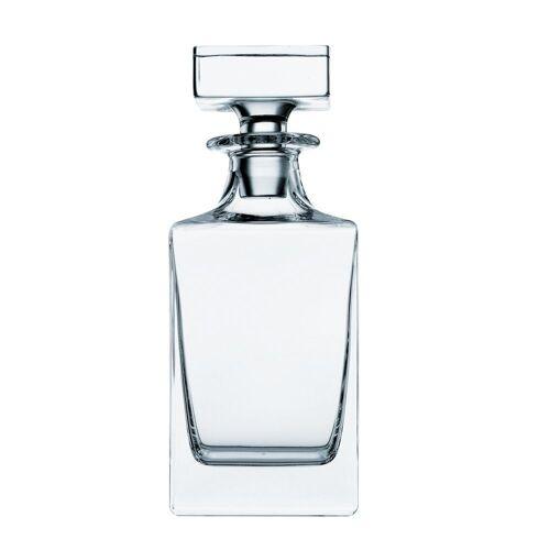 Nachtmann Gläser-Set », Whiskyflasche Julia Paola, 0,75l«, Kristallglas