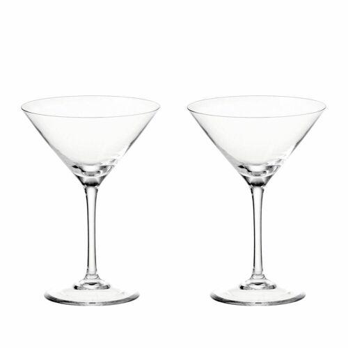 LEONARDO Schnapsglas »GIN 2er-Set 110 ml«, Kristallglas