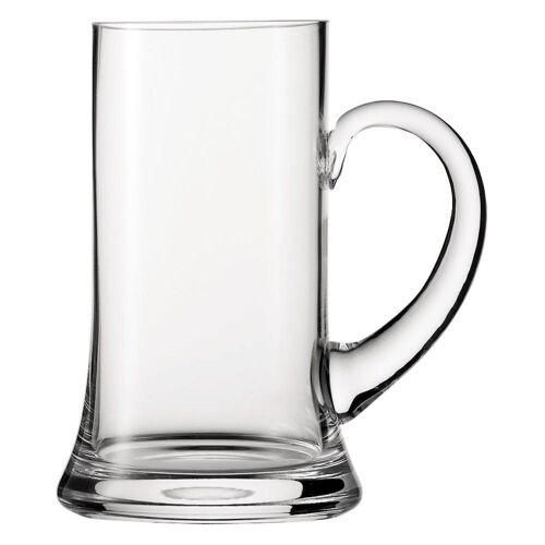 SPIEGELAU Bierkrug »Franziskus 500 ml«, Kristallglas
