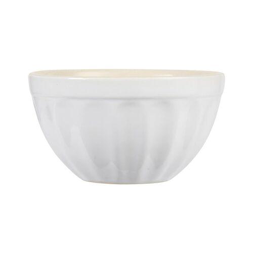 Ib Laursen Vorratsglas »Müslischale MYNTE Pure White weiß Schale Landhausgeschirr von «