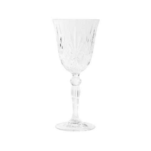 BUTLERS Rotweinglas »CRYSTAL CLUB 6x Rotweinglas 270ml«, Kristallglas
