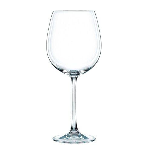 Nachtmann Gläser-Set »Vivendi Rotwein-Pokal 4er Set«, Kristallglas