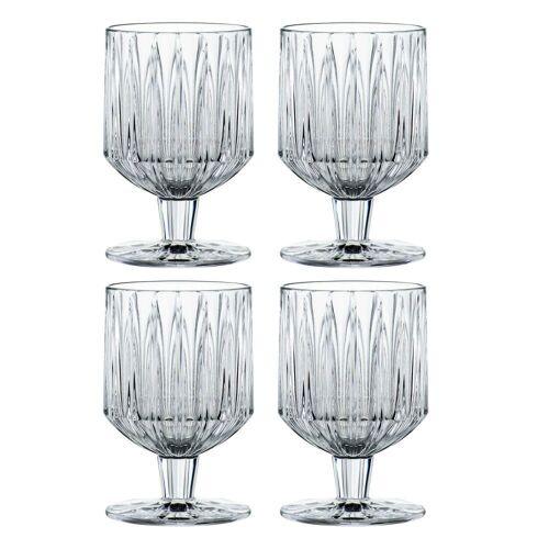 Nachtmann Gläser-Set »Jules Kelch 4er Set 260ml«, Kristallglas