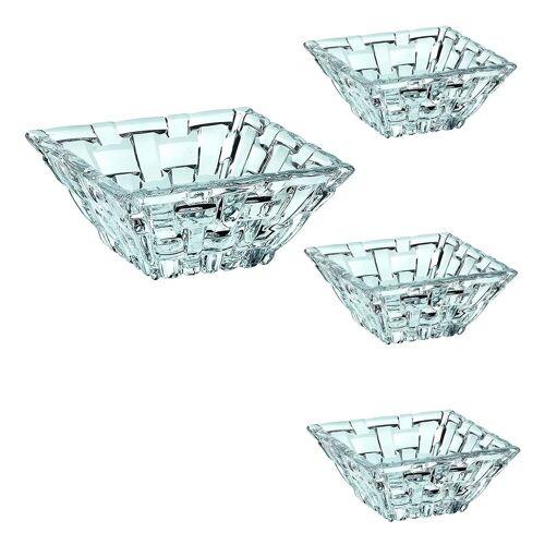 Nachtmann Glas »Bossa Nova Dipschalen«, Kristallglas