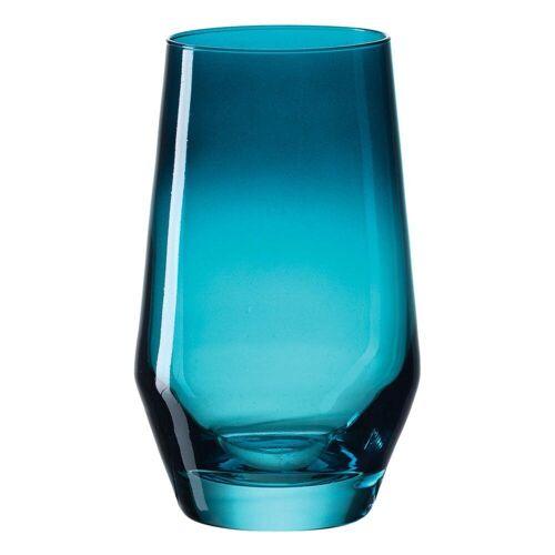 LEONARDO Glas »PUCCINI Türkis 300 ml«, Kristallglas