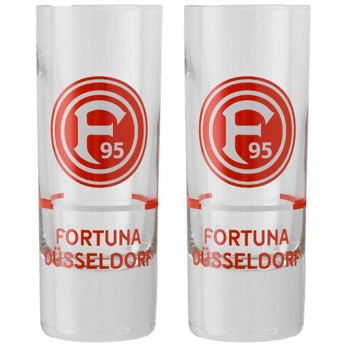 Fortuna Düsseldorf Glas »2er-Set«