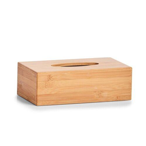 HTI-Living Feuchttücherbox »Kosmetiktücher-Box Bambus«