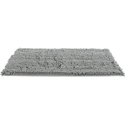 TRIXIE Hundematte »Schmutzfangmatte«, grau 50 cm x 60 cm;60 cm x 80 cm;70 cm x 100 cm;80 cm x 120 cm