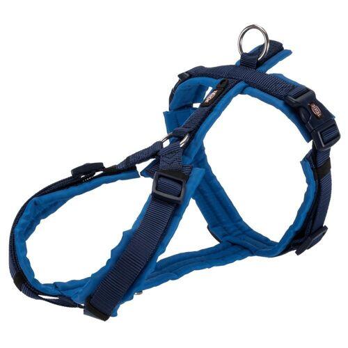 TRIXIE Hunde-Geschirr »Premium Trekking Geschirr«, Nylon, indigo S - 44 cm - 53 cm;L - 70 cm - 85 cm