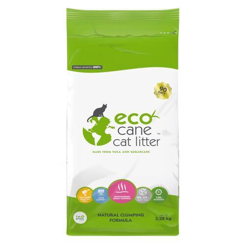 EcoCane Katzenstreu »Katzenstreu Klumpstreu Cat`s Öko best klumpend 13 Liter / 3,28 kg«