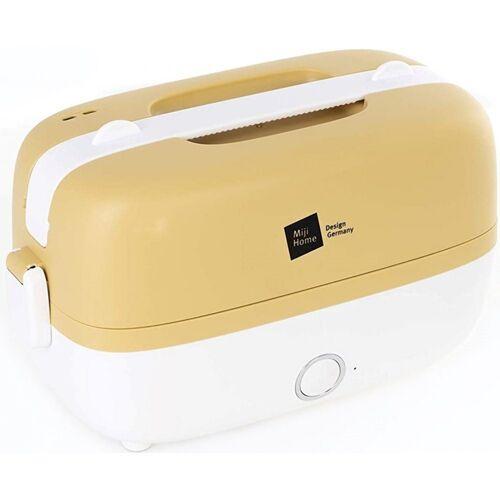 Miji Dampfgarer Cookingbox One - Dampfgarer - sand white, 250 Watt