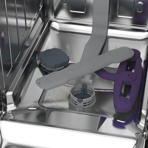 Beko teilintegrierbarer Geschirrspüler, DSS28021X, 8,7 l, 11 Maßgedecke, 45 cm breit, Energieeffizienzklasse E (März 2021)