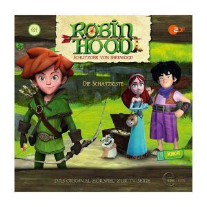 Edel Hörspiel »CD Robin Hood 01 - Die Schatzkiste«