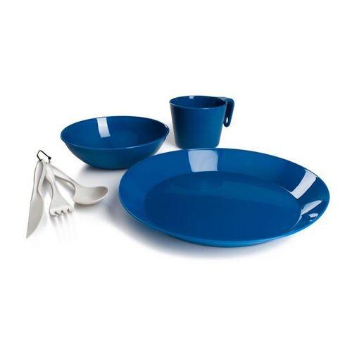 GSI Geschirr-Set »Outdoors Camping-Geschirrset, blau«