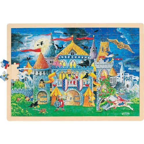 goki Puzzle »Einlegepuzzle Märchenstunde«, Puzzleteile
