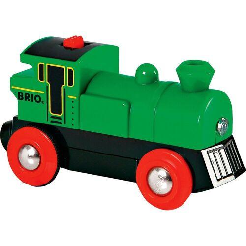 Brio Spielzeug-Eisenbahn »Speedy Green (Batteriebetrieb)«