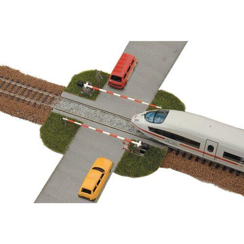 PIKO Modelleisenbahn-Set »Spur H0 Bahnschranke«