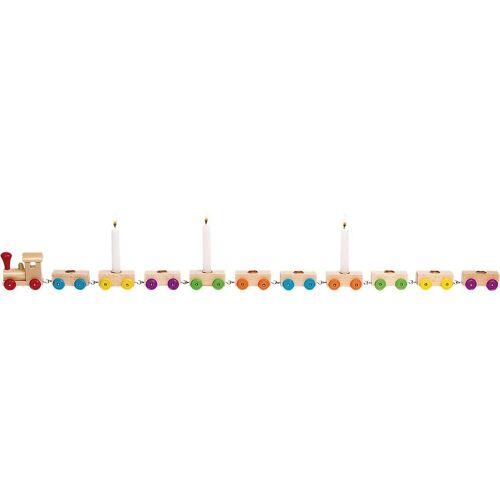 goki Kerzenständer »Geburtstagszug«