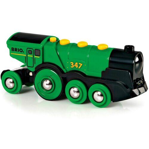 Brio Spielzeug-Eisenbahn »Grüner Gustav (Batteriebetrieb)«
