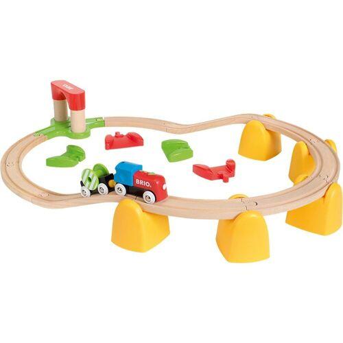 Brio Spielzeugeisenbahn-Set »Mein erstes BRIO Bahn Set mit Batterielok«