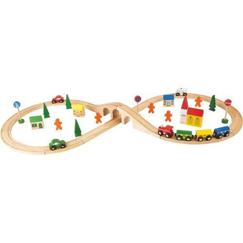 Small Foot Spielzeug-Eisenbahn »Eisenbahn Acht«