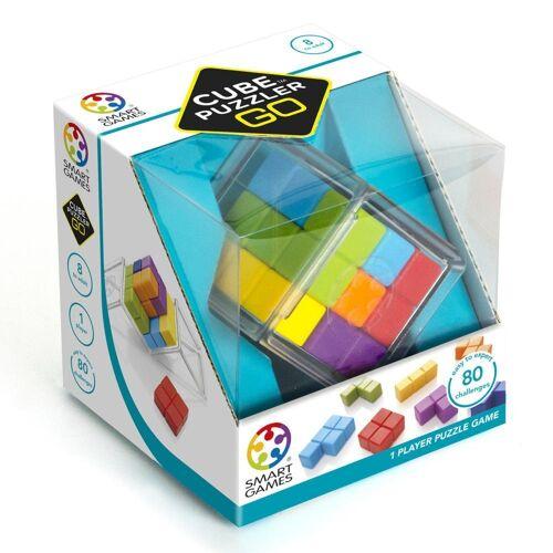Smart Games Spiel, Logikspiel »Cube Puzzler GO«